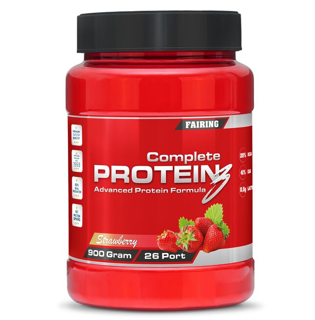 Complete Protein 3, 900 g, Chocolate Toffe