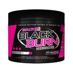 Black Burn Micronized, 300 gram, Fruit Punch