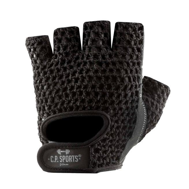 CP Sports Classic Mesh Glove, Black/Anthracite