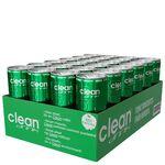24 x Clean Drink, 330 ml, Äpple/Päron