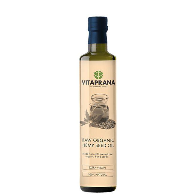 Vitaprana Hemp seed oil