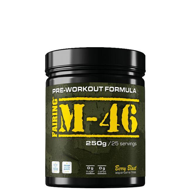 M-46, 250 g, Berry Blast