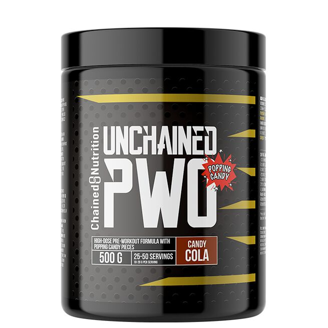 Unchained PWO, 500g, Cola