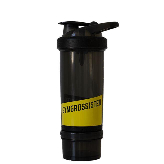 Gymgrossisten Smartshake, Black, 750ml