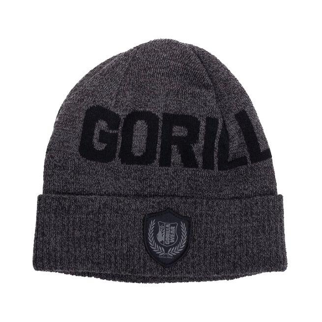 Gorilla Wear Toledo Beanie, Dark Grey