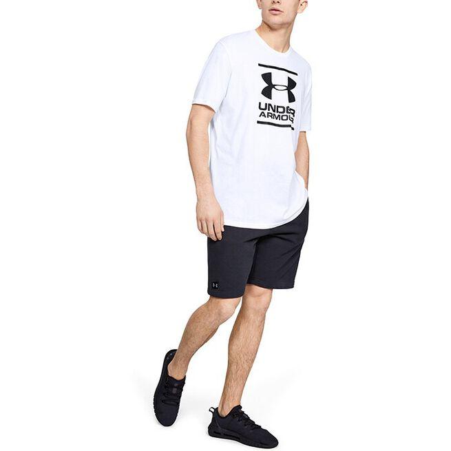 UA GL Foundation SS T-shirt, White, S