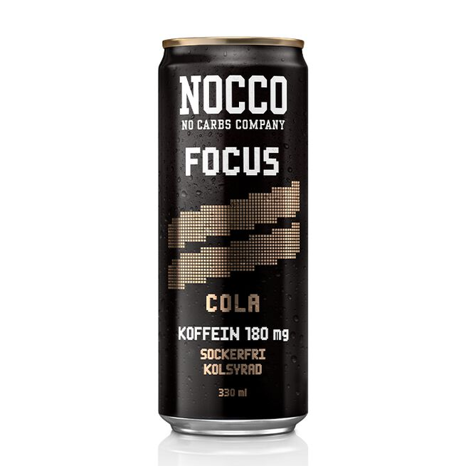 NOCCO FOCUS, 330 ml, Cola