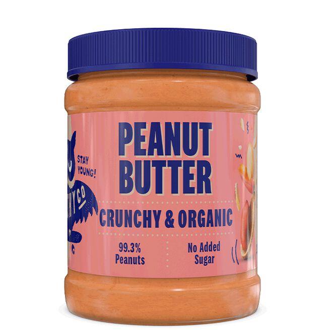 Eco Crunchy Peanut Butter, 350 g