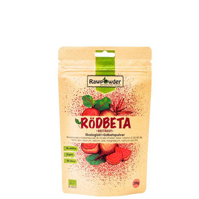 Rödbetspulver Rawpowder