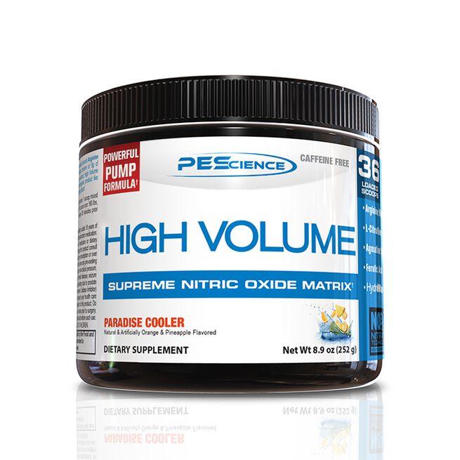 High Volume, 252g, Paradise Cooler