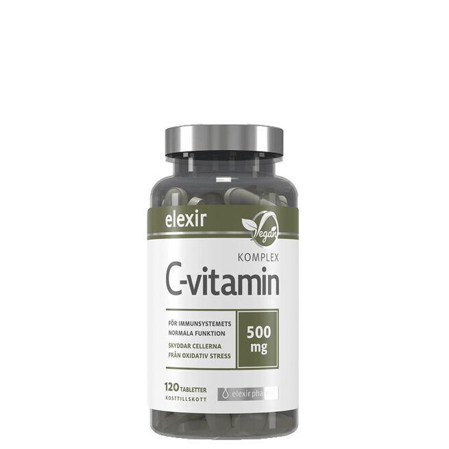 C-vitamin Komplex Elexir Pharma