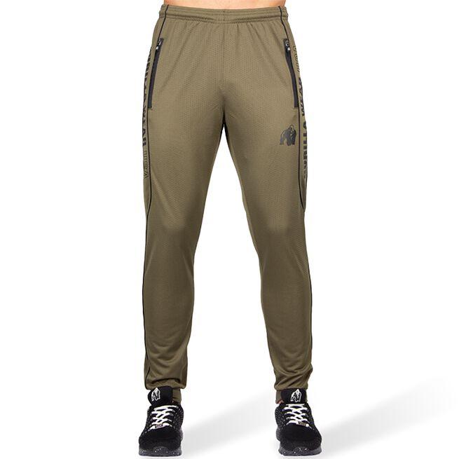 Branson Pants, Army Green/Black, M