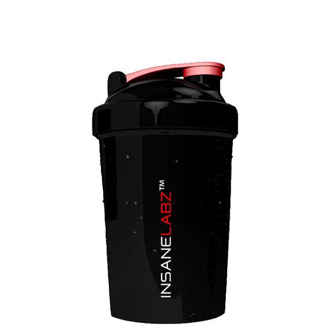 Insane Labz Shaker, 400 ml, Black