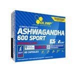 Ashwagandha 600 Sport, 60 kaps