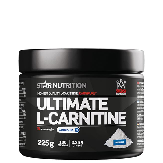 Star nutrition Ultimate L-Carnitine powder