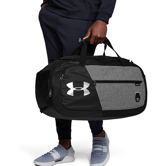 Undeniable Duffel 4.0 Medium, Graphite