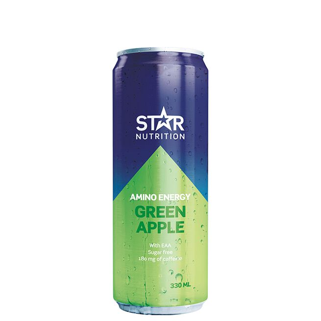 Star nutrition Amino energy Green apple