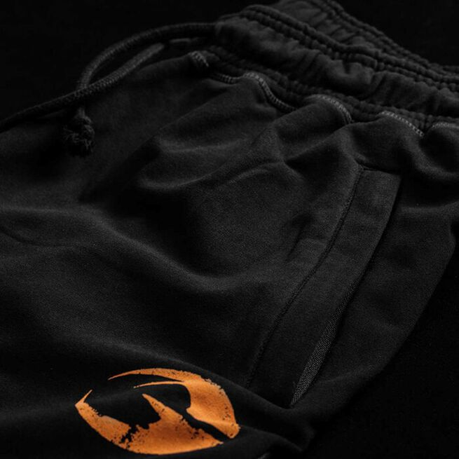 Vintage Sweatpants, Black, S