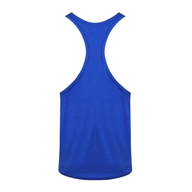 Gold's Gym Muscle Joe Premium Stringer Vest, royal blue, M