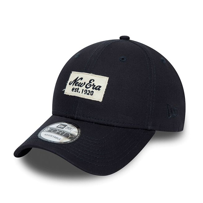 New Era Colour Essential 9FORTY, Navy/White