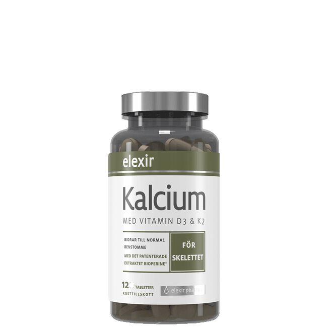 Kalcium, 120 tabletter