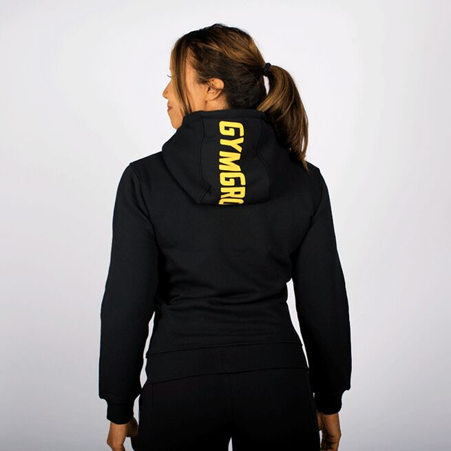 GG  Women New Hood, Black