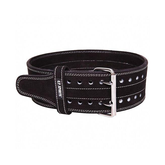 Powerlifting Belt, Black, S