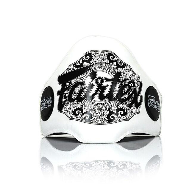 Fairtex BPV2, Belt, White, OneSize