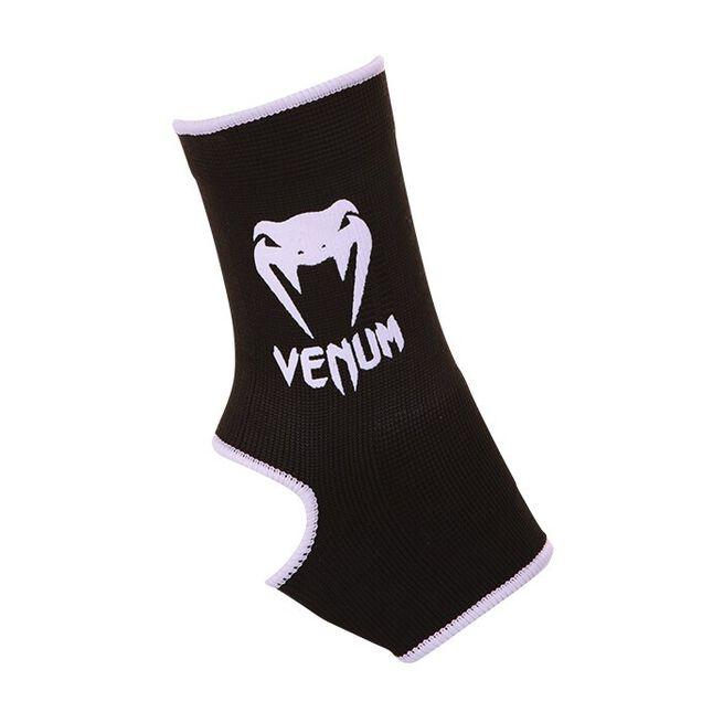 Venum Kontact Ankle Support Guard, Muay Thai/ Kick Boxing, Black