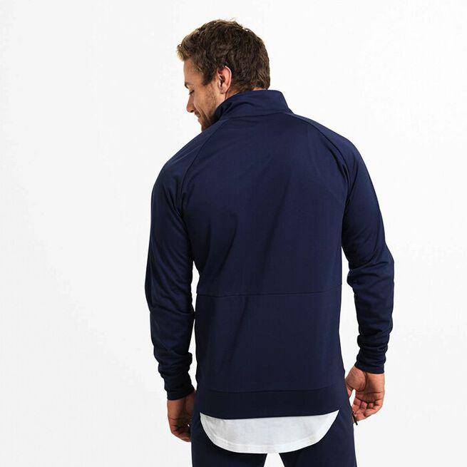 Varick Zip Jacket, Dark Navy, S