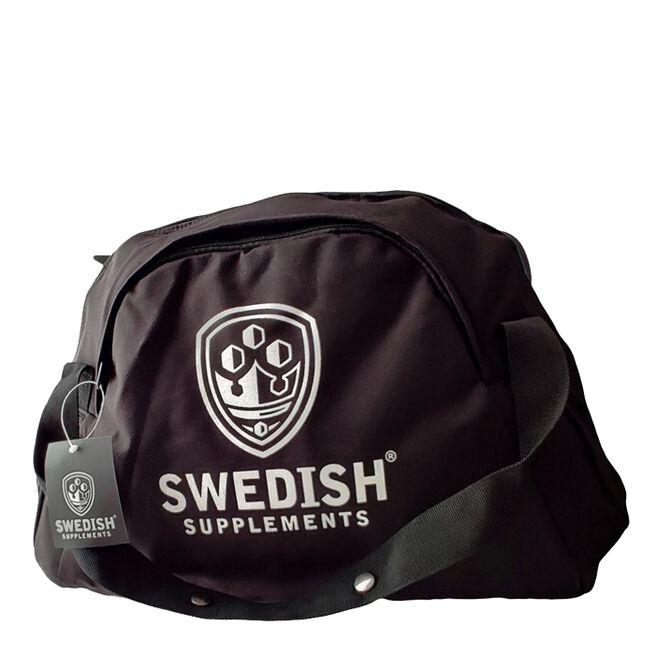 Swedish Supplements Gymbag, Black