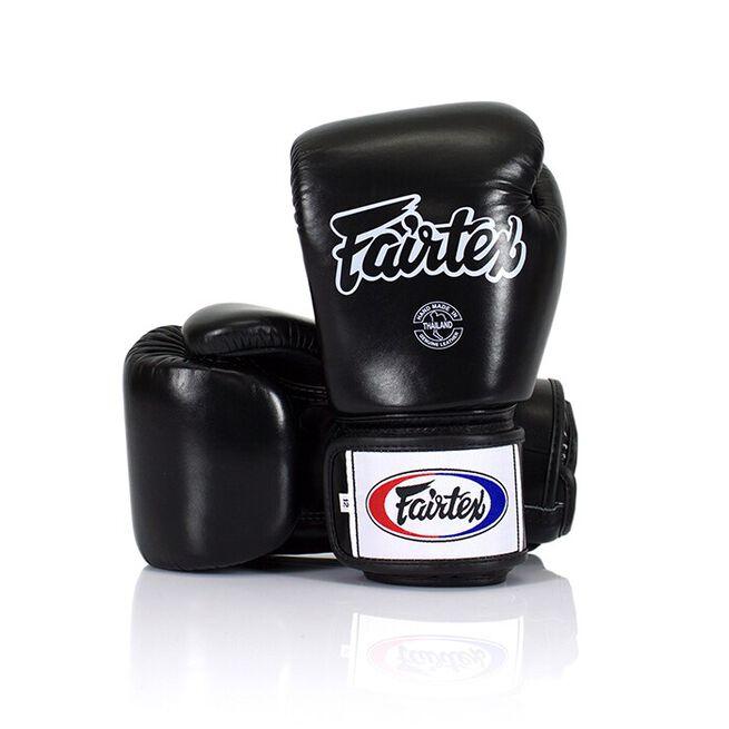 Fairtex BGV1, Boxing Gloves, Black, 10 oz