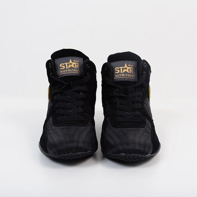 Star High Tops, Black, 41