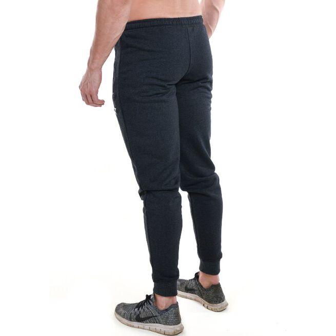 Star Nutrition Tapered Pants, Dark Grey Melange, S