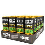24 x NOCCO FOCUS 4, 330 ml, Legend Soda