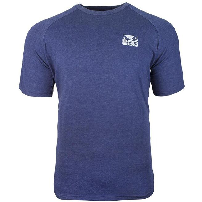 Bad Boy Icon T-shirt - Short Sleeve, Blue, S