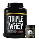 Chained Nutrition triple whey + ZMA