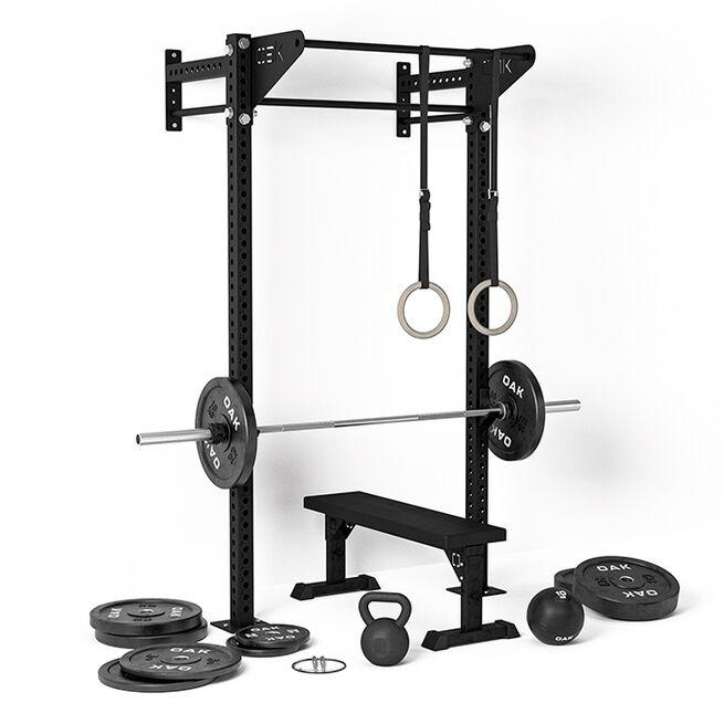1065-11 Oak Equipment Oak Crossfit Box