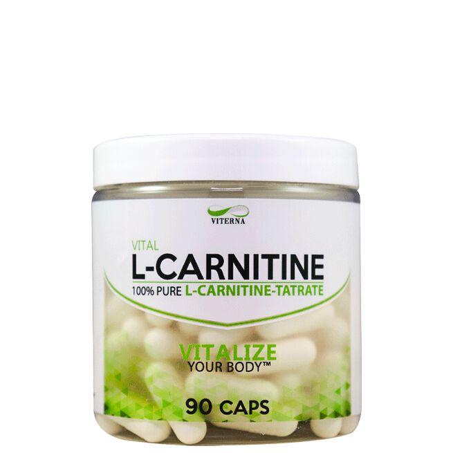Viterna Carnitine, 90 caps