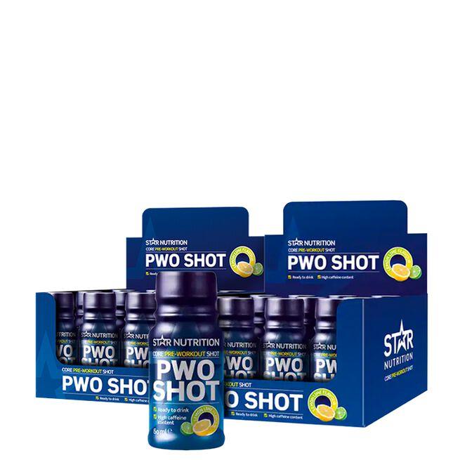 Star nutrition PWO shot Lemon-lime