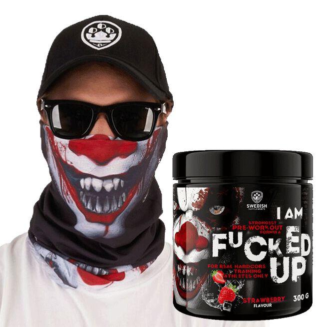 F-cked Up Joker Edit, 300 g + Joker Scarf
