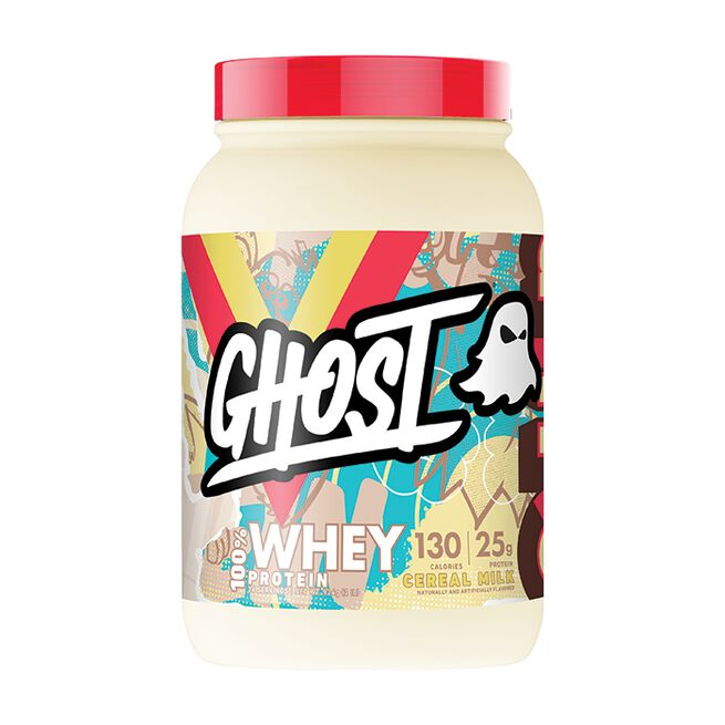 Ghost Whey, 924g, Cereal Milk