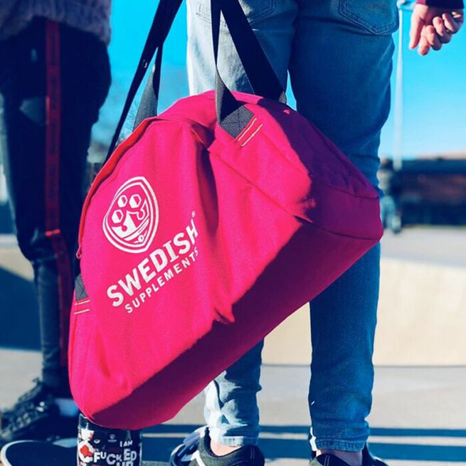 Swedish Supplements Gymbag, Pink