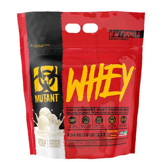 Mutant Whey, 4,5 kg, Triple Chocolate