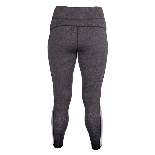 Star Striped tights, Cheeky Charcoal, S