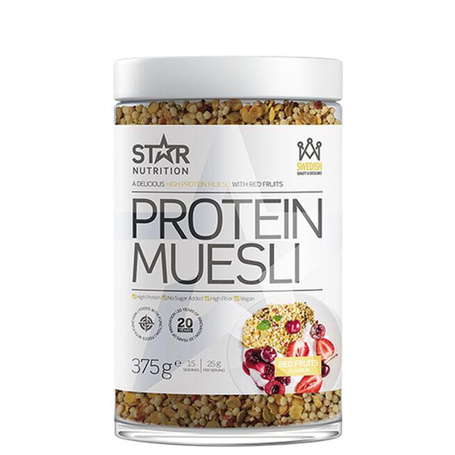 Protein musli red berries