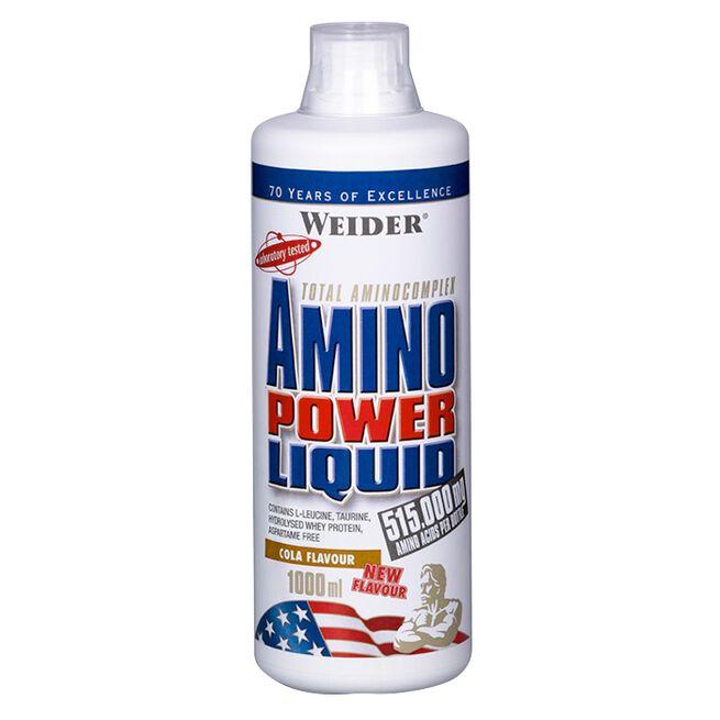 Amino Power Liquid, 1000 ml, Cola