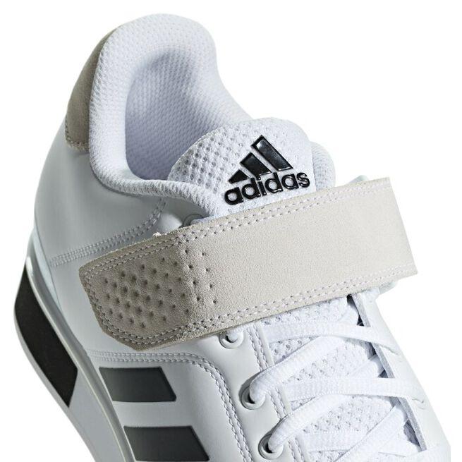 Adidas Power Perfect III, White/Black, 40 2/3