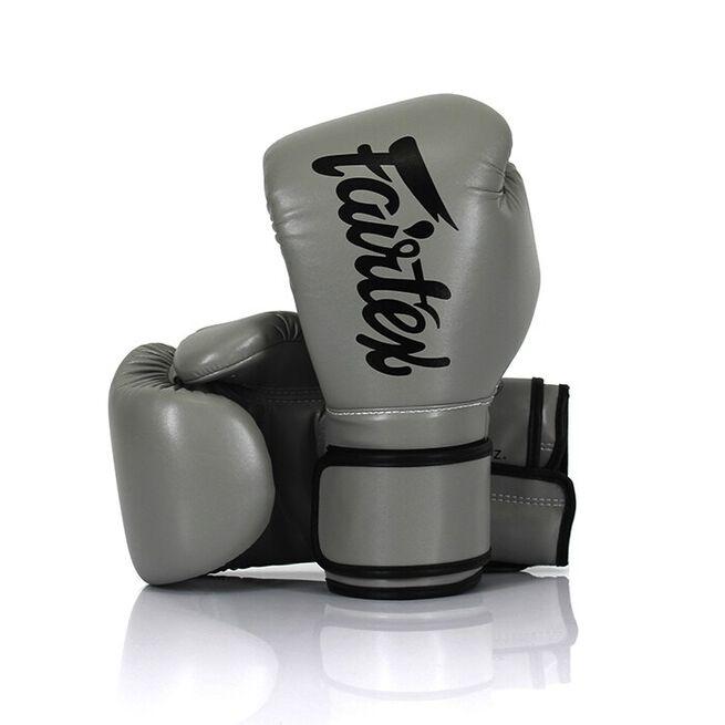 Fairtex BGV14, Boxing Gloves, Grey, 10 oz