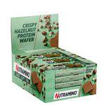 12 x Nutra Go Protein Wafer, 39 g, Chocolate Hazelnut